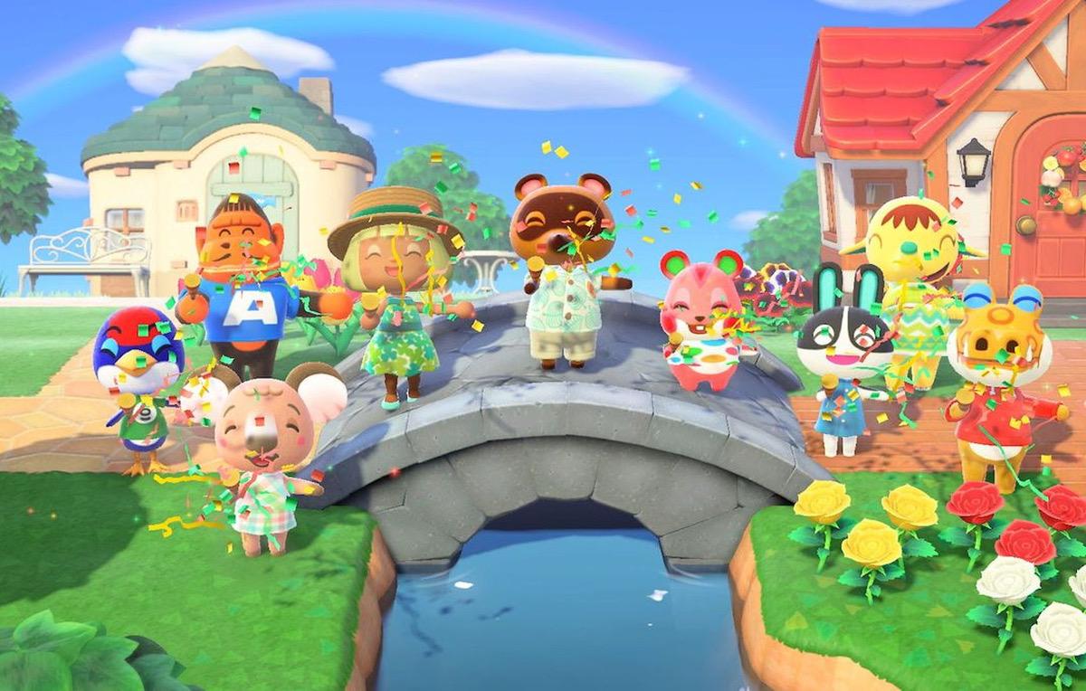Animal Crossing New Horizons, the record-breaking Nintendo game