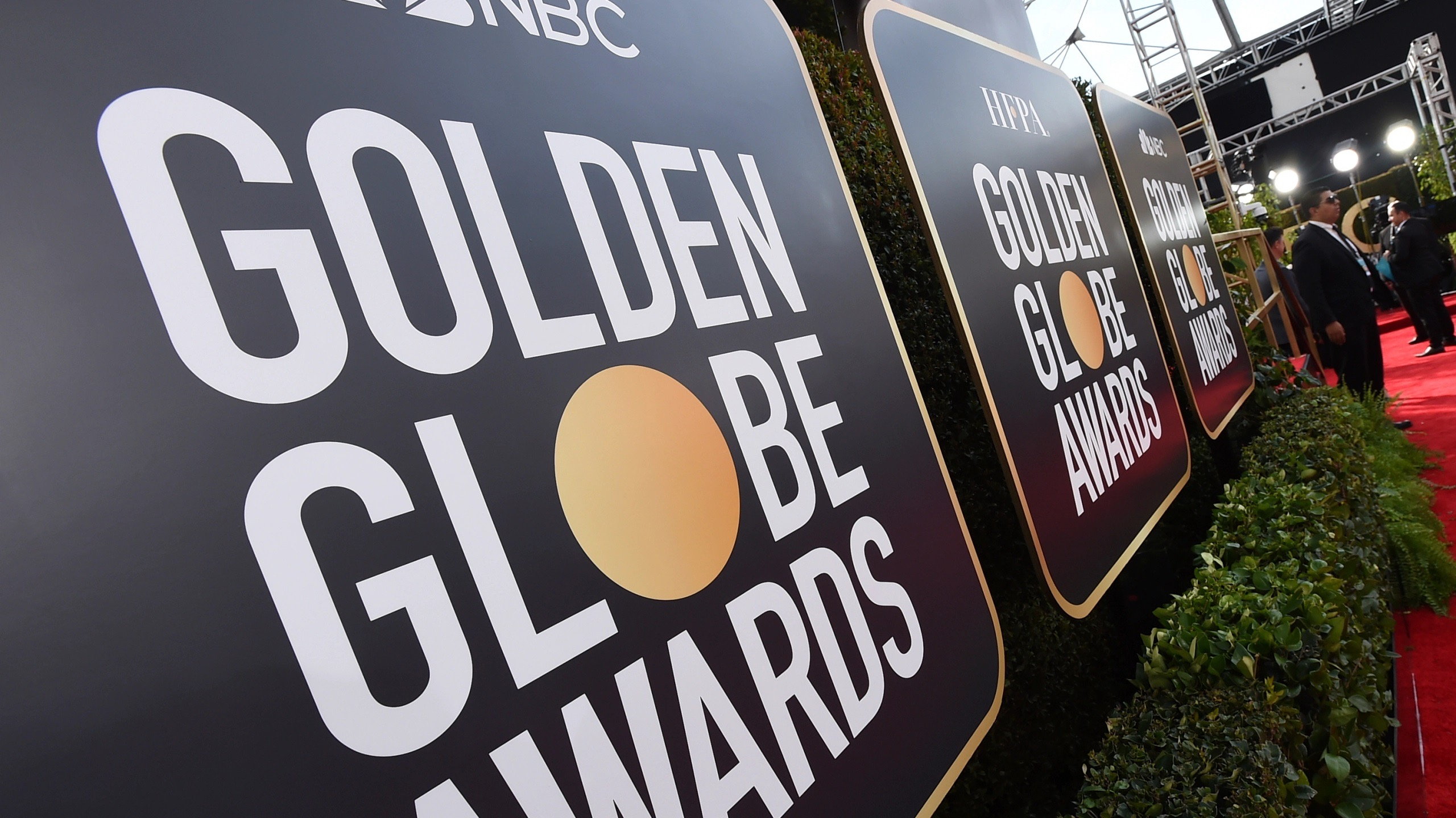 Storm and critics take on the Golden Globes