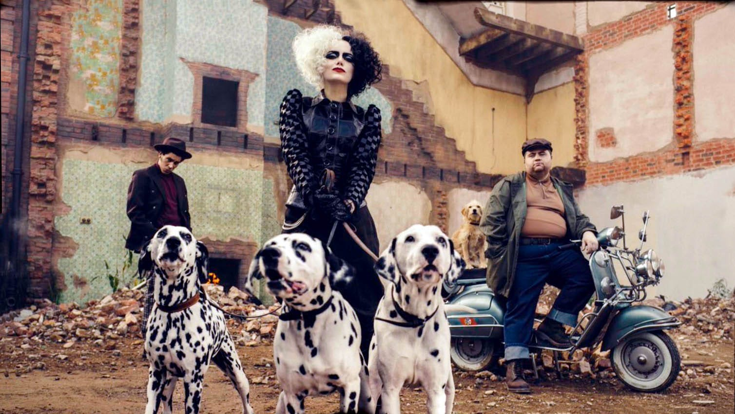 Disney's movie Cruella is ready for theaters and streaming