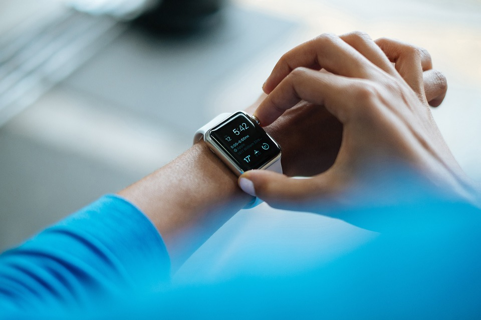 The boom of smartwatches
